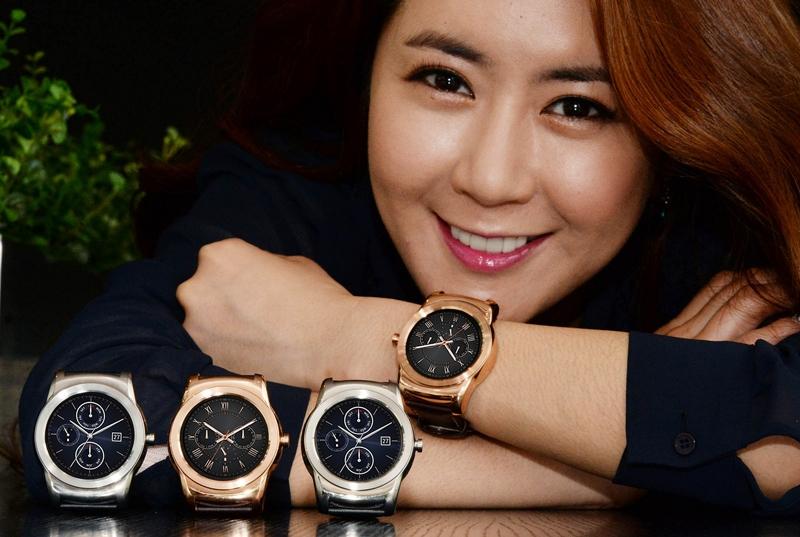 «Умные» часы LG Watch Urbane выходят на мировой рынок