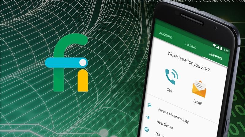 Google Project Fi: виртуальный мобильный оператор с поддержкой Wi-Fi и LTE