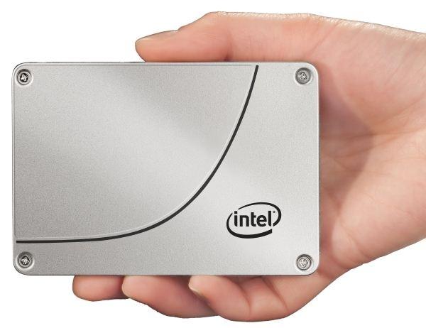 Основные характеристики моделей SSD серии Intel DC S3510