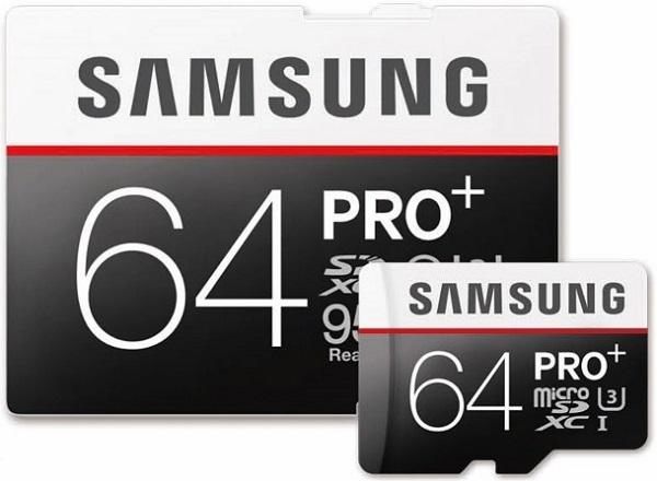 Samsung PRO Plus