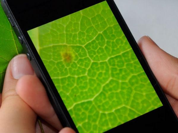 Вскоре такой сценарий использования смартфона может стать реальностью