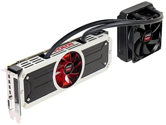 AMD уже применяла в своих решениях гибридные системы охлаждения