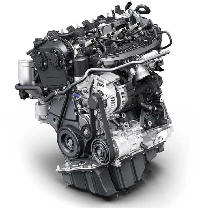 Новый экономичный двигатель Audi 2.0 TFSI работает по циклу Миллера