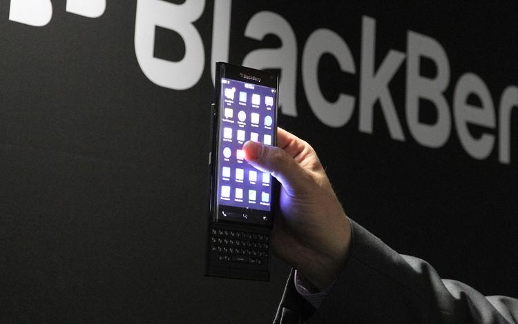 BlackBerry Virtual SIM: до девяти SIM-карт на одном смартфоне