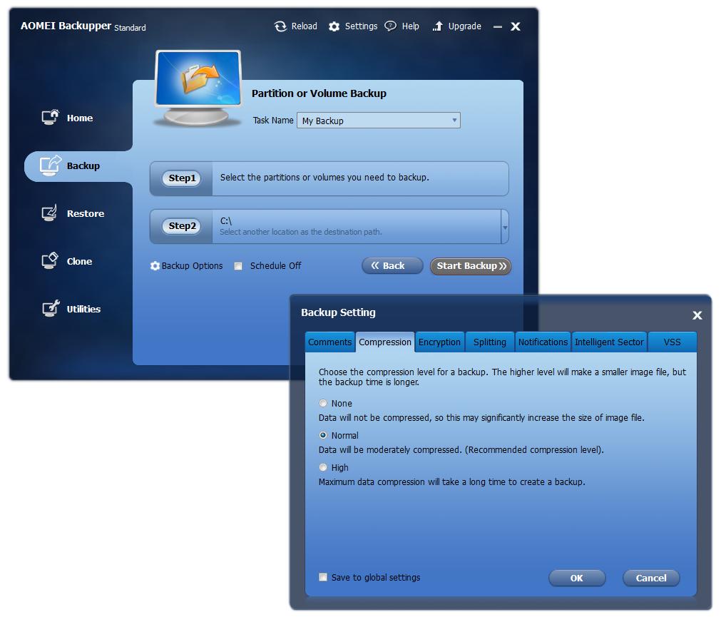 Обзор бесплатных программ для создания копий дисков: файлы про запас