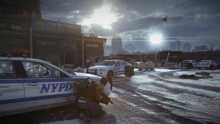 Tom Clancy's The Division может обзавестись открытой«бетой»