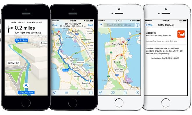 """Apple приобрела очередного разработчика навигационных решений"""""""