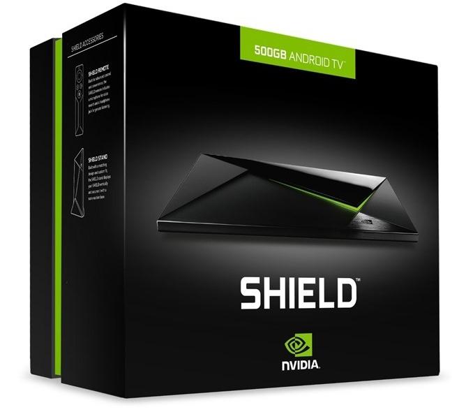 NVIDIA готовит игровую консоль Shield Pro с 500-Гбайт накопителем