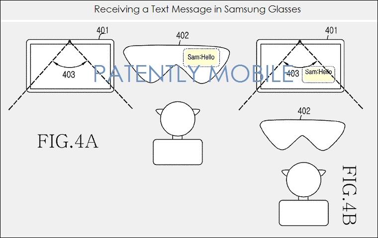 Samsung патентует смарт-очки с расширенными возможностями