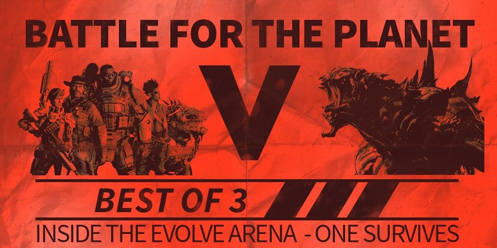 В Evolve бесплатно добавили новый режим Издательство 2K и студия-разработчик...