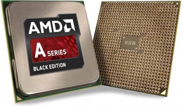 Смешанный микропроцессор AMD A10 White Edition