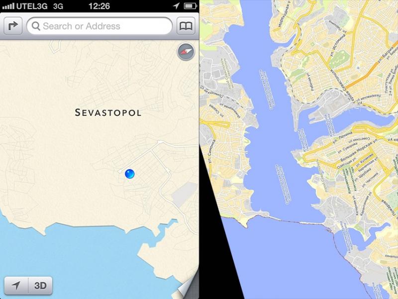 """Таинственные авто Apple собирают данные для Apple Maps"""""""