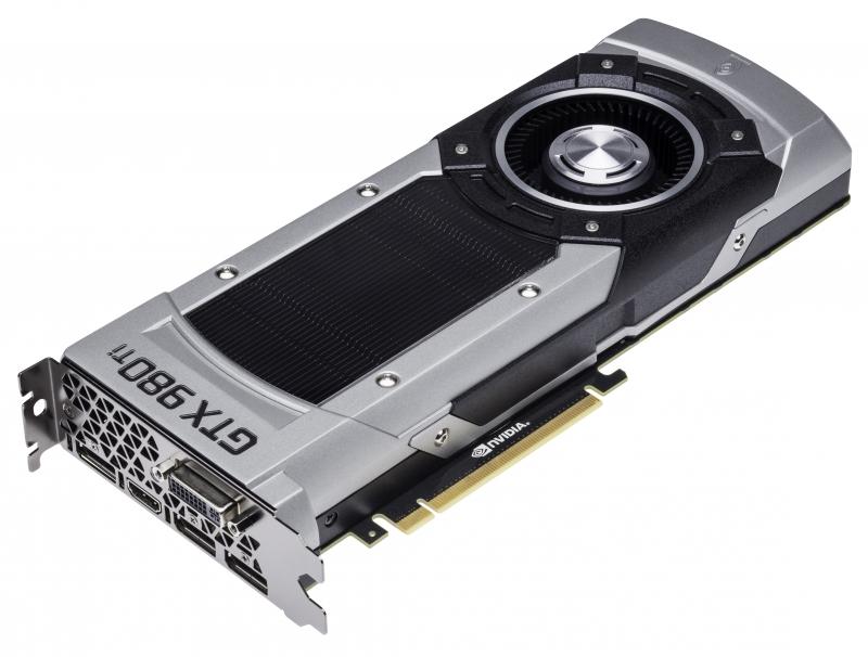 Nvidiа GeForce GTX 980 Ti