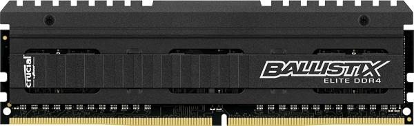Модуль Crucial Ballistix Sport LT ёмкостью 16 Гигабайт