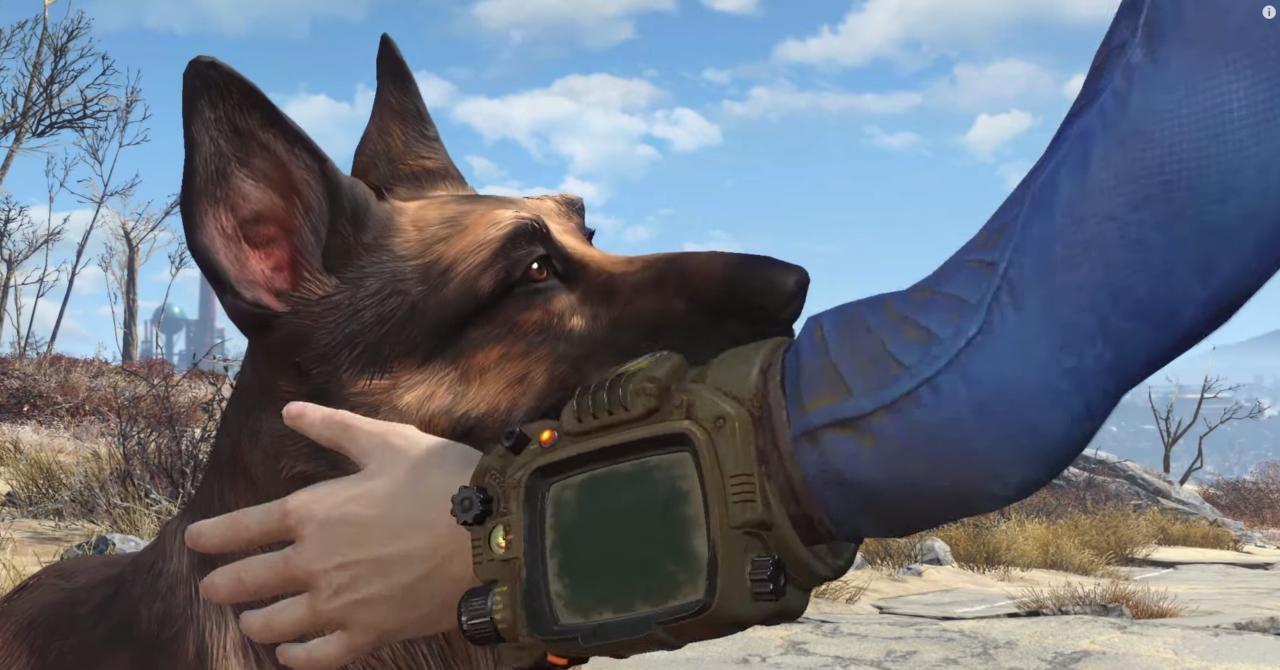 Обзор (рецензия) игры Fallout 4 | Рецензии | Канобу