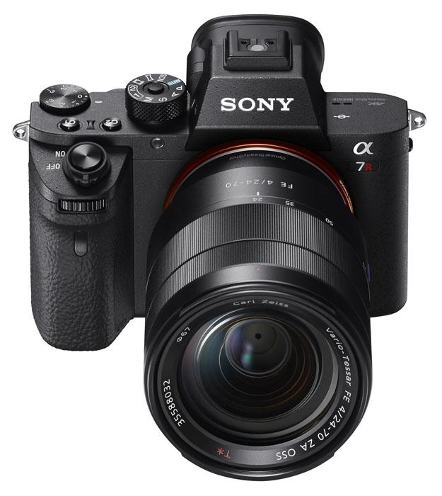 Sony a7R II: полнокадровая «беззеркалка» с 42-Мп датчиком и функцией записи 4K-видео