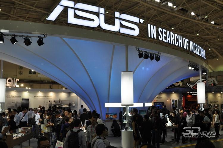 ASUS желает приобрести компании HTC