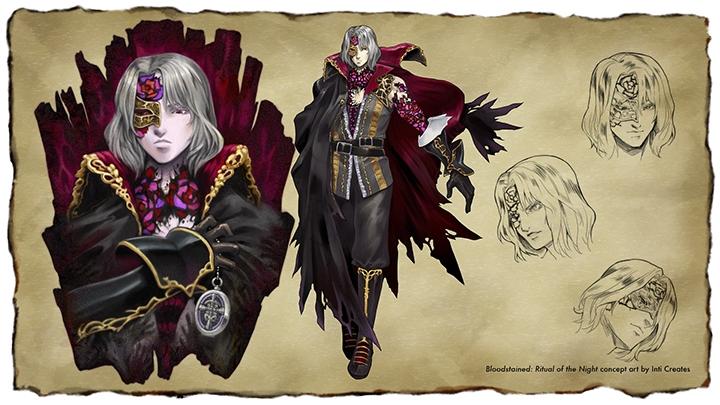 Bloodstained от создателя Castlevania стала самой успешной игрой Kickstarter