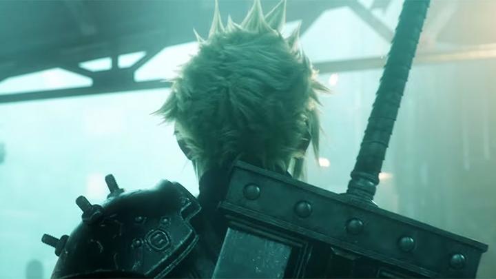 E3 2015: Square Enix анонсировала ремейк Final Fantasy VII для PlayStation 4