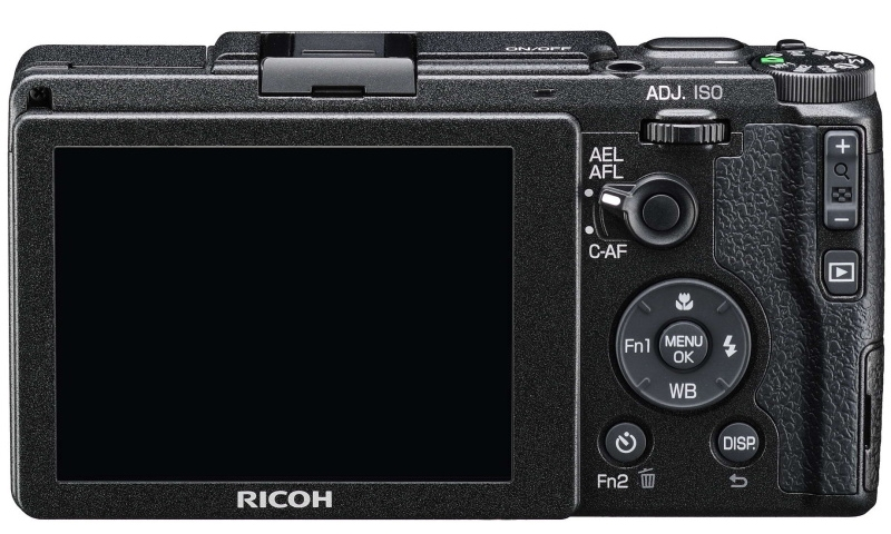 "Ricoh GR II: фотокомпакт премиум-класса с сенсором APS-C, поддержкой Wi-Fi и NFC"""