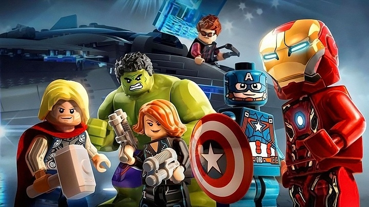 Видео: анонсирующий трейлер LEGO Marvel's Avengers на русском