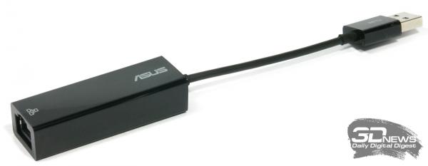 Переходник USB-RJ45