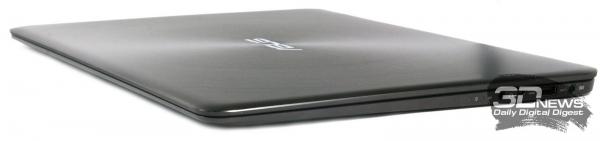 The slim body of the ASUS Zenbook UX305F &quot;height =&quot; 141 &quot;width =&quot; 600 &quot;/&gt; </a></p> <div class=