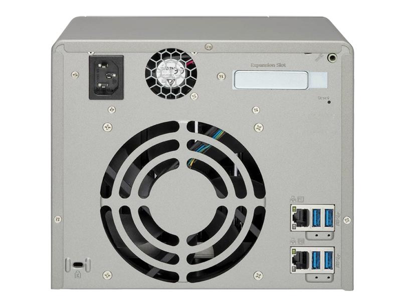 QNAP TS-563: сетевое хранилище с процессором AMD и максимум 16 Гбайт ОЗУ