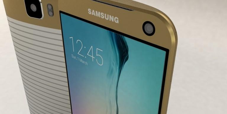 Один из концептов Samsung Galaxy S7