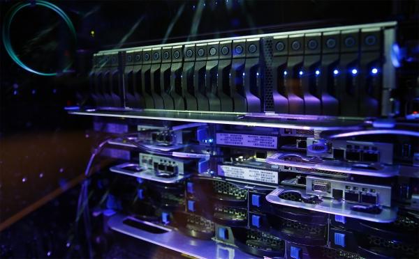 Экспериментальный сервер Intel