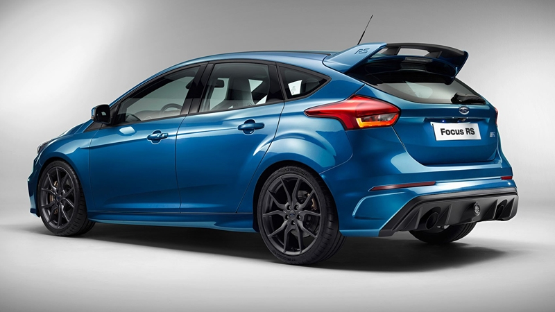 Ford Focus RS 2016: 350