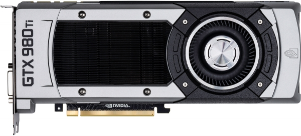 Nvidiа GeForce GTX 980 Ti