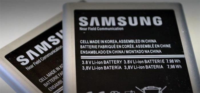 Samsung удвоила плотность аккумуляторов