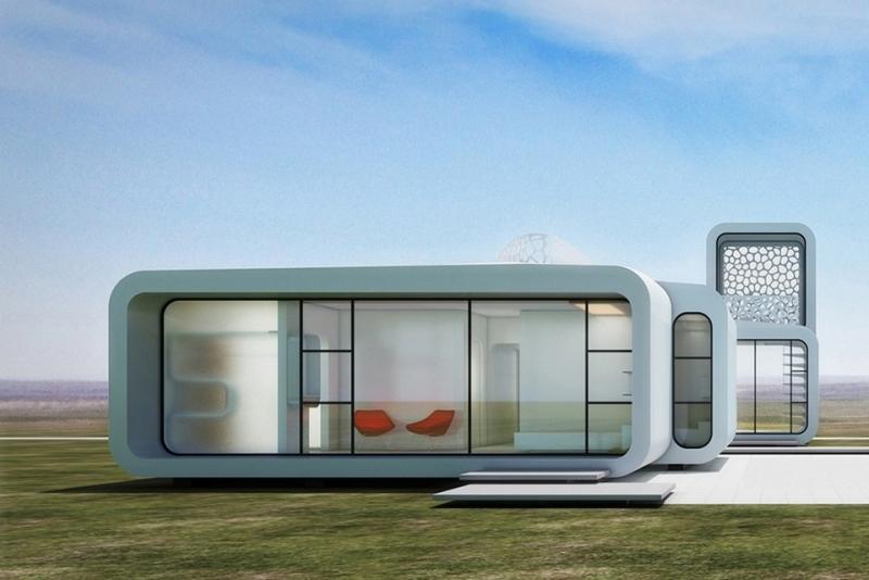 Дубай планирует строить с помощью 3Д принтера