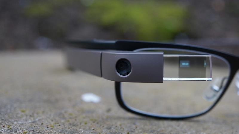 Google тайно зарегистрировала новые умные очки