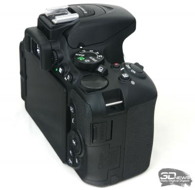 Обзор зеркальной камеры Nikon D5500: «псевдобеззеркалка»