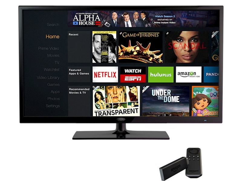 Amazon разрабатывает ТВ-брелок Fire TV Stick