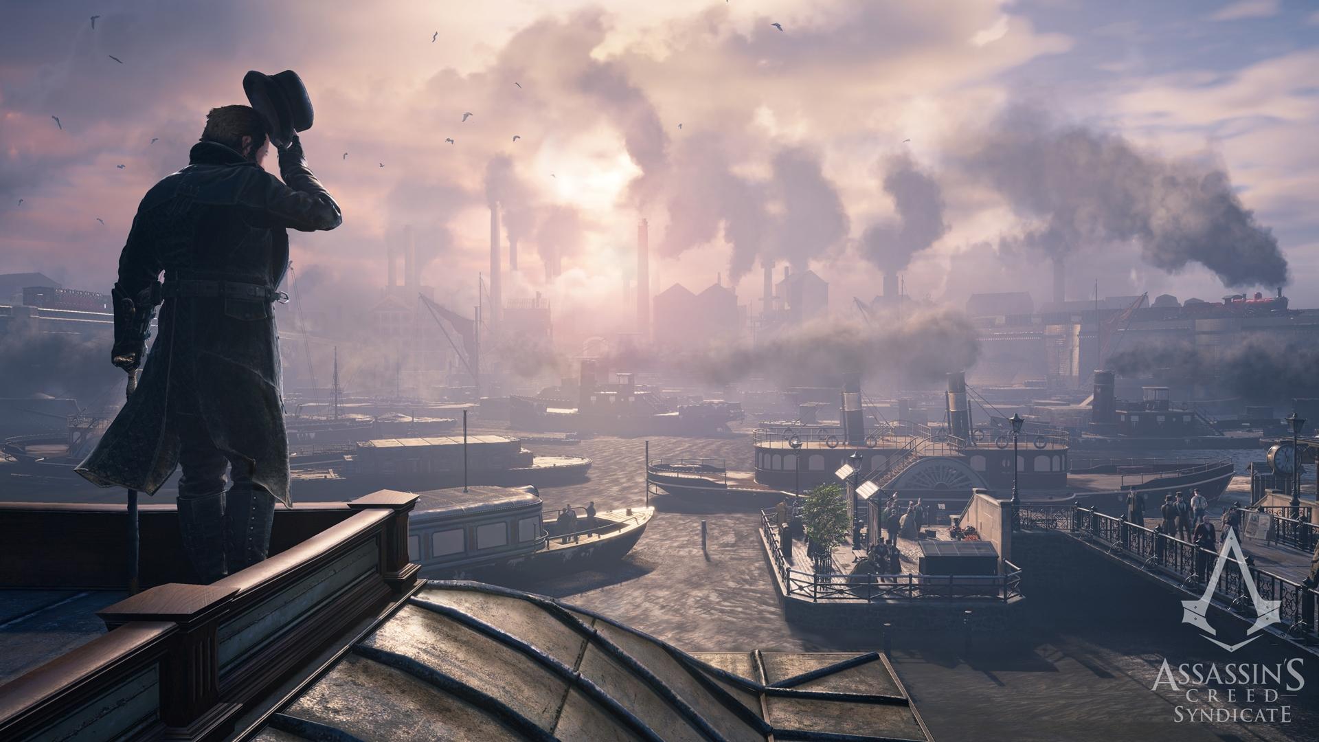 Assassin's Creed: Syndicate — банды Лондона. Из первых рук