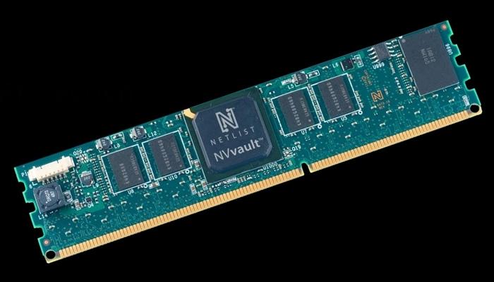 Гибридные модули памяти уже существуют