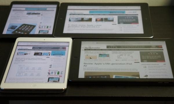 Apple работает над огромным iPad Pro с 2012 года