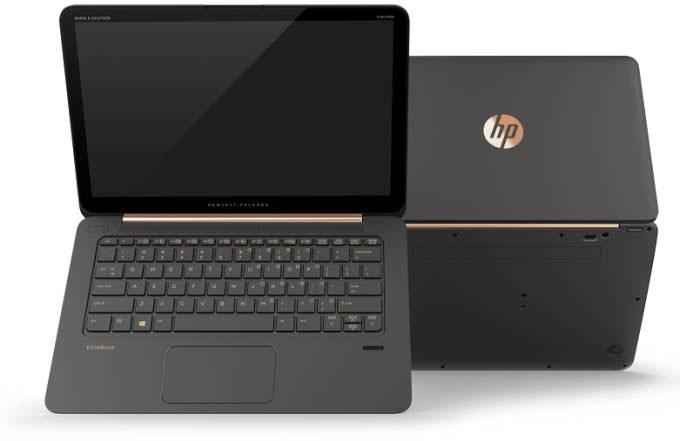 Первый ноутбук с аудиосистемой Bang&Olufsen от HP