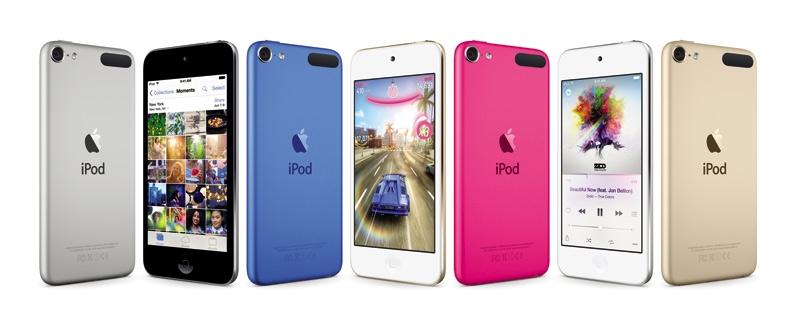 Apple iPod touch шестого поколения