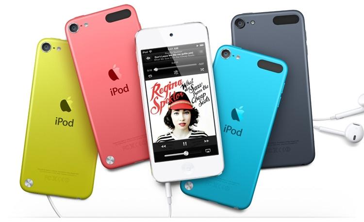 Apple iPod touch пятого поколения