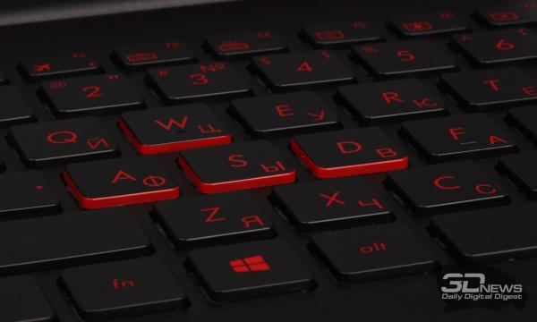 Игровые клавиши