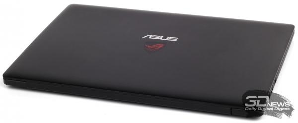 Обзор ноутбука ASUS G501JW