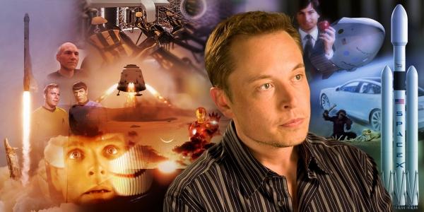 Илон Маск – один из гуру бизнеса высоких технологий