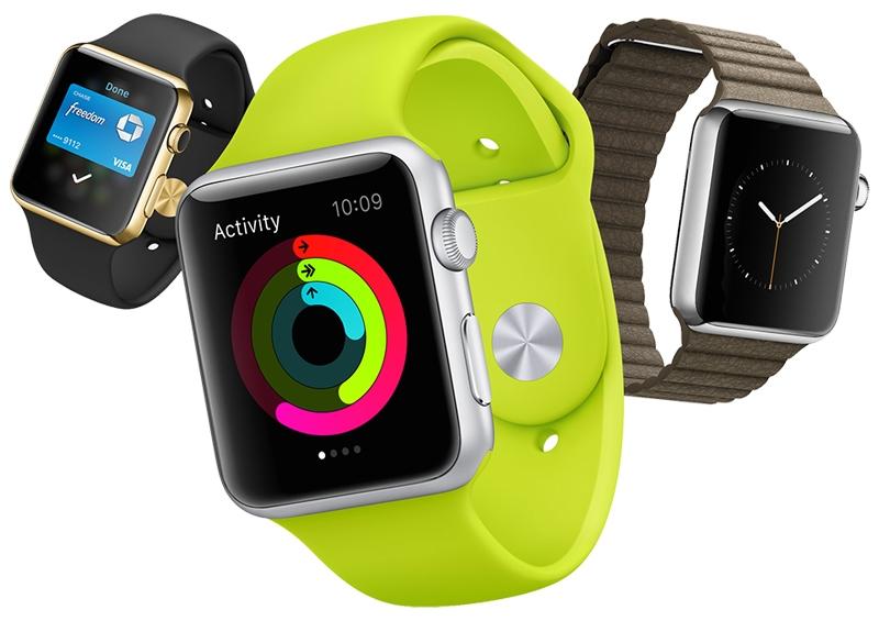 Apple Watch появятся в России 31 июля по цене от 24 тыс. до 1,12 млн рублей