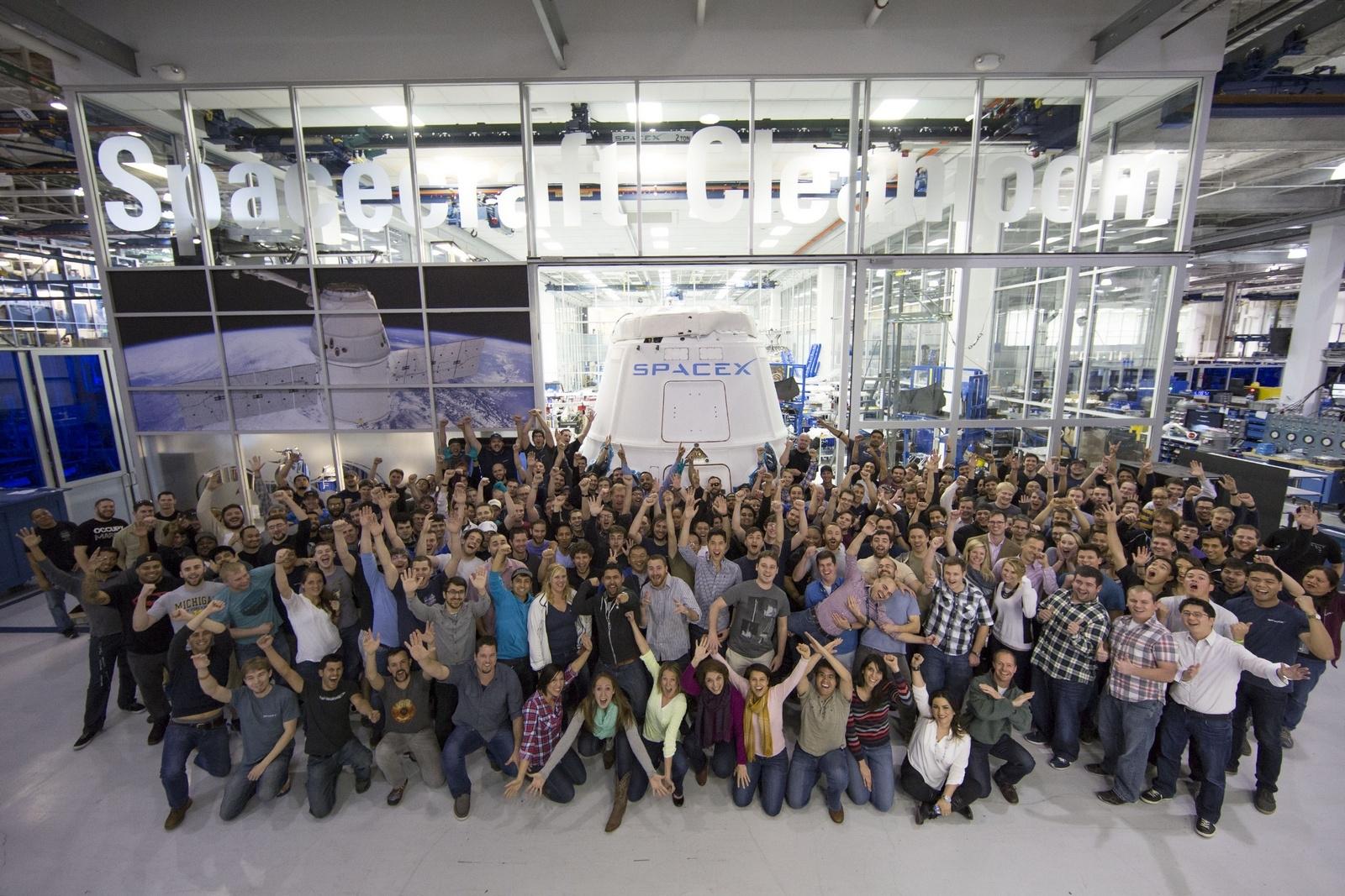 SpaceX: путь наверх (окончание) / Offсянка