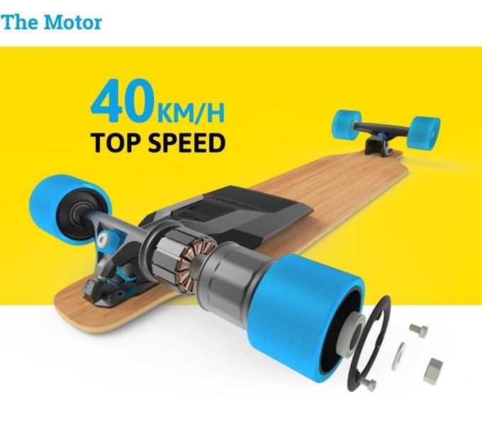 Kickstarter 8: делаем из скейта электроскейт и спасаем жизни с помощью часов / Умные вещи