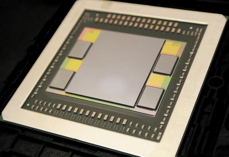 UMC начала массовый выпуск подложек для AMD Fiji